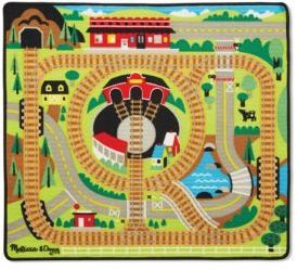 Turkish Rugs The right rug for a train themed bedroom for a child Boy or girl