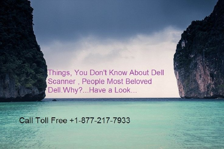 Do you need quick customer support for dell scanner issues? We are here to provide the best services for set up dell scanner, dell scanner driver installation, driver repair, connectivity problem and many others on toll free 1-877-217-7933 number.