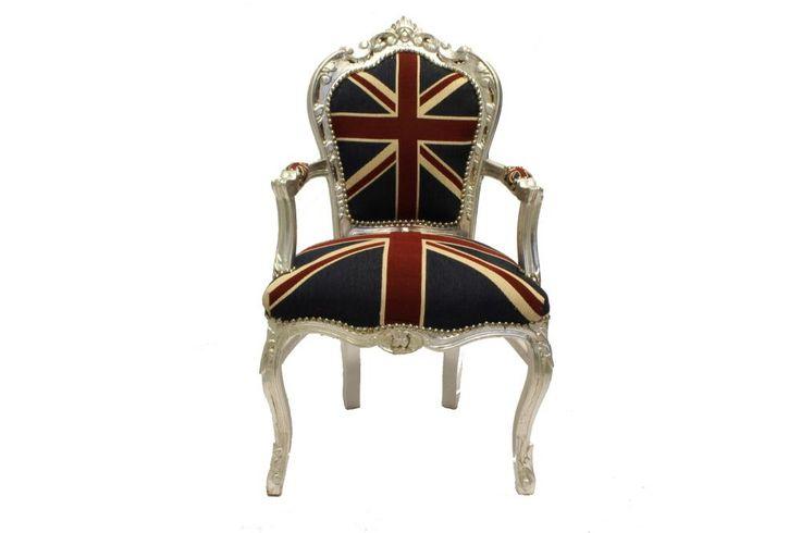 Fauteuil Barok Britain