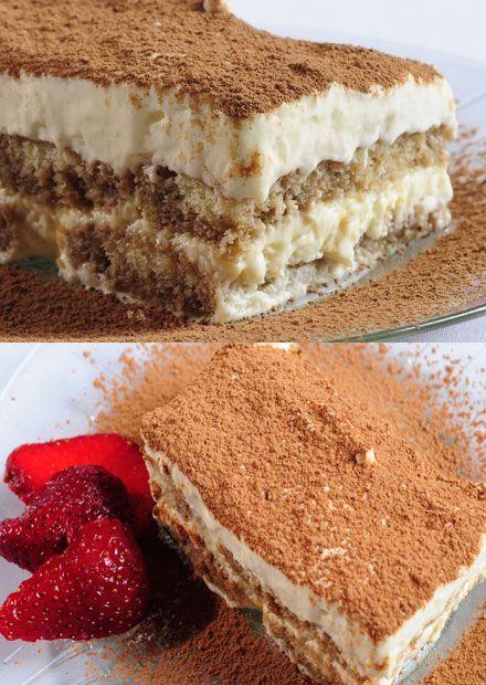 Tiramisú, con la receta de Donato De Santis - Blogs lanacion.com