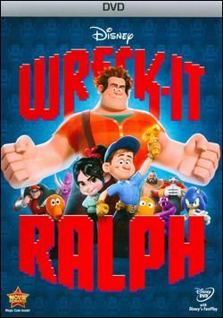 Wreck It Ralph - AC3 Dolby - DVD - Best Buy