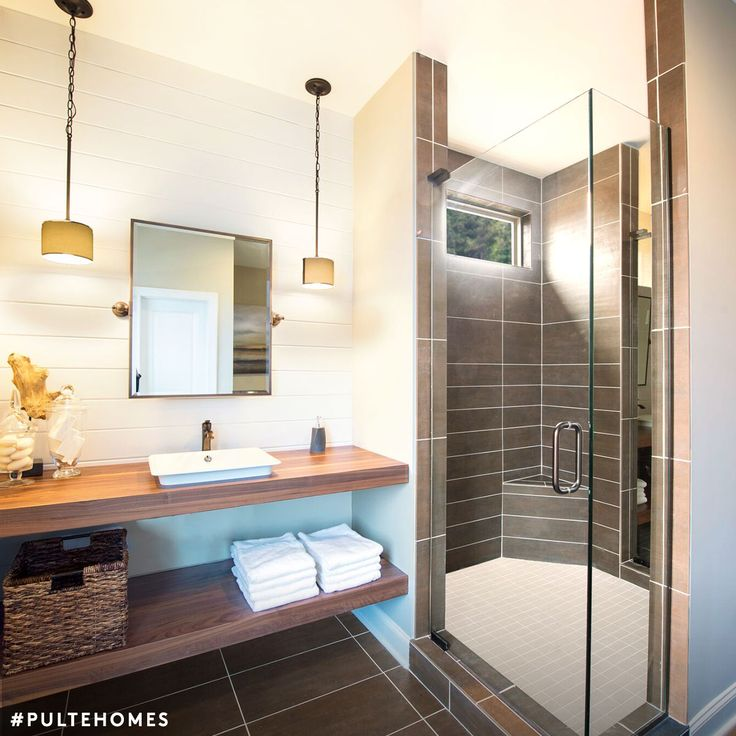 82 best masterful bathrooms images on pinterest pulte for Pictures of master bathrooms in new homes