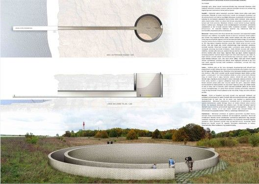 Memorial of the Victims of Communism in Estonia / Armin Valter + Joel Kopli,proposal sheet 02