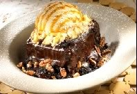 Brownie Obsession from TGI FridaysTgi Friday