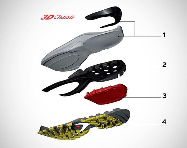 XA PRO 3D W-10Y Ltd Ed - Salomon