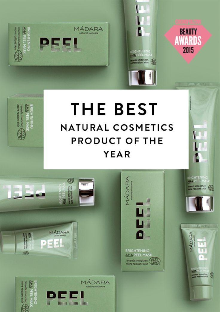 Natural goods company - Blogi - Vuoden paras luonnonkosmetiikkatuote:Madara Brightening AHA Peel Mask