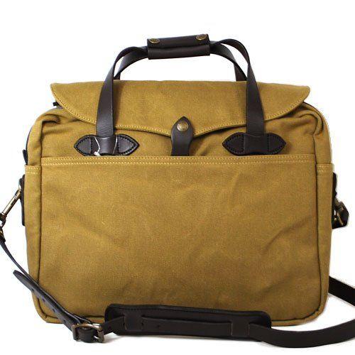 [フィルソン]FILSON 70257 Large Briefcase Computer ブリーフケース Tan タン