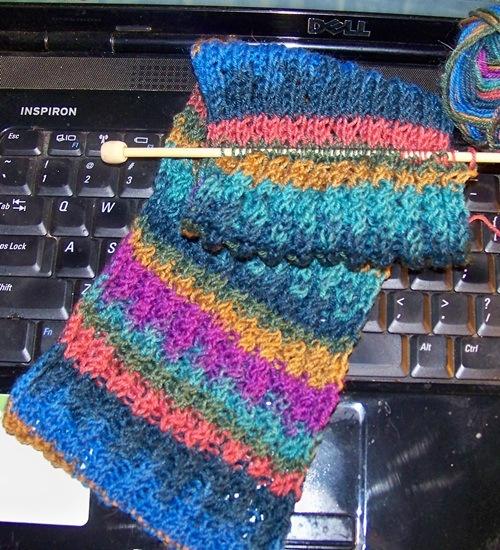 Knitting Pattern New Zealand : New Zealand Rib Scarf Pattern Knitting Pinterest