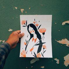 Indicado pra gente pelo artista Arthur Duarte, Willian Santiago é um designer gráfico e ilustrador de Londrina. Empenhado na elegância, Willian alimenta constantemente seu Instagram com fotos deliciosas, de suas ilustrações até suas experiências no bordado, cozinha e viagens. O artista produz trabalhos para revistas nacionais e internacionais, capas de álbuns, além de peças para (...)