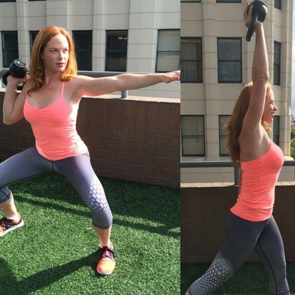 9 Best Kettlebell Exercises via Shape