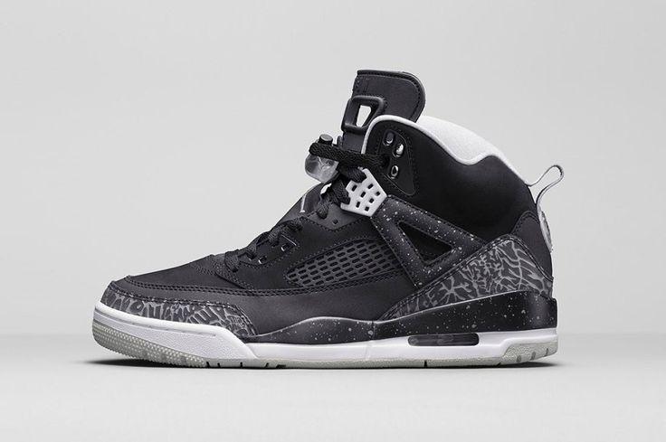 Jordan Spizike Cool Grey