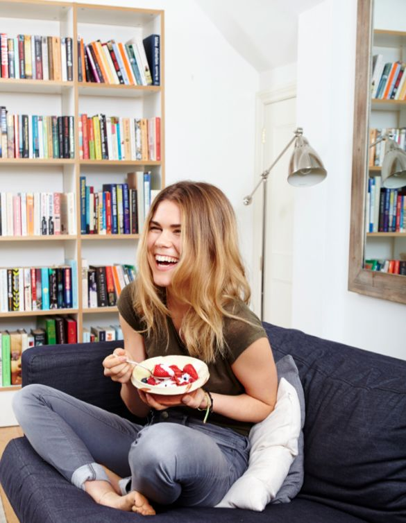 Interview with celeb chef and health guru Madeline Shaw