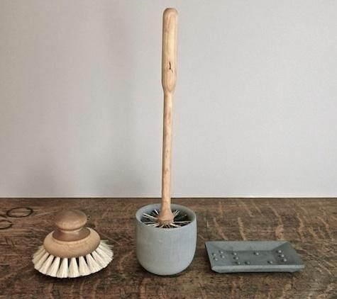 A stylish toilet brush holder toilet brush holder by iris hantverk
