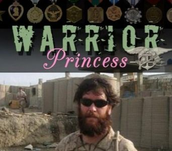 Is This America's 'First Female Navy SEAL'? Transgender Former SEAL Comes Out in New 'Warrior Princess' Book     ANSWER:   NO.  Just another man with issues; SERIOUS issues.