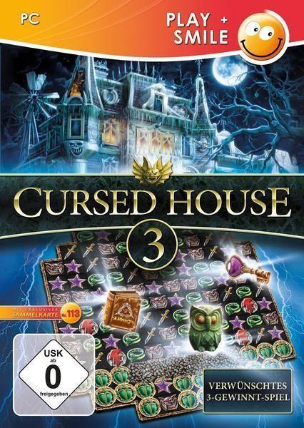 PLAY+SMILE: Cursed House III (3-Gewinnt-Spiel) für PC
