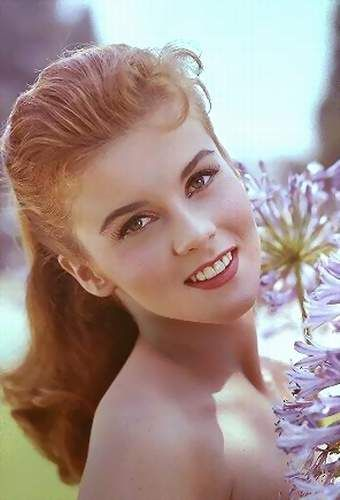 Ann-Margret. She gave her love a cherry (that had no stone)...