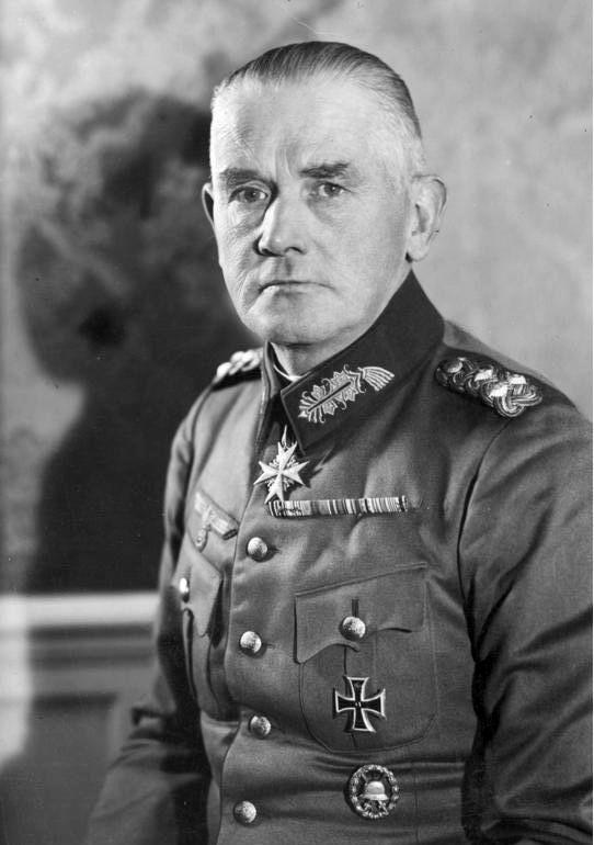 Bundesarchiv Bild 183-W0402-504, Generaloberst Werner von Blomberg - Werner von Blomberg - Wikipedia, the free encyclopedia