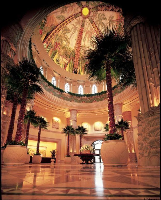 The Palace Reception Area