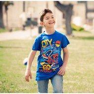 """T-shirt fantasia """"city"""" in vendita ora a soli € 15,00 - spedizione gratuita"""
