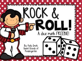 FREE Use dice in your classroom!??Your kiddos will LOVE using these worksheets during centers or small group time along with a pair of dice! Students can create addition problems, subtraction problems, or compare two numbers just by rolling a pair of dice!