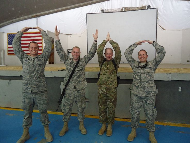 OHIO in Afghanistan
