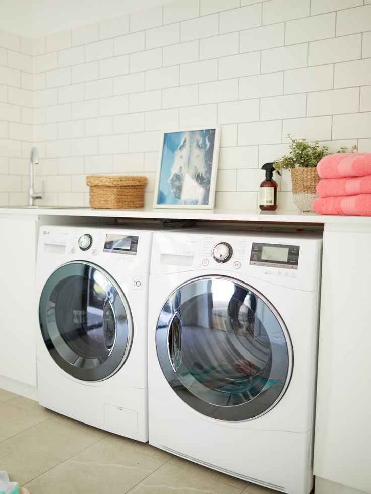 Lust-haves vs Must-haves - Laundry | House to Home Beautiful