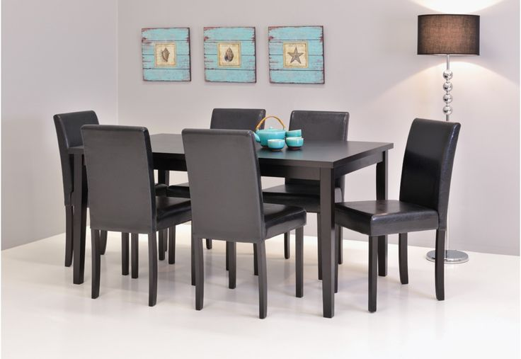 Fullerton 7 Piece Dining Suite | Super A-Mart