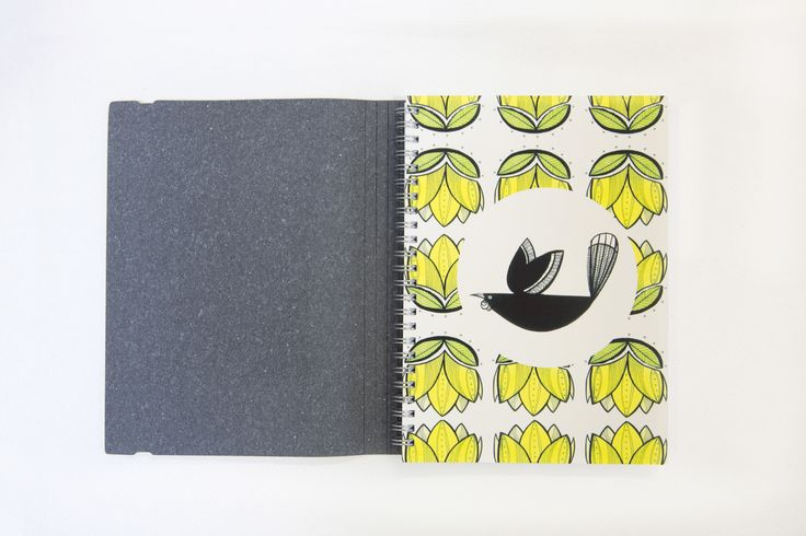 Print Emporium Birds A5 Journal