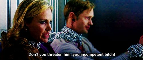 """But when it comes to her Maker, Eric, she will do anything for him. 