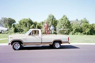 1980 Ford Ranger for sale (MO) - $12,000  '80 Ford Ranger Convertible All original, Numbers matching 72,400 Original Miles, 2 Doors, RWD. Clean title. Light Yellow or Cream exterior paint. (the