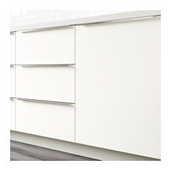 """IKEA - HÄGGEBY, Door, 15x30 """", , HÄGGEBY is a white door that creates clean straight lines and a modern feel in your kitchen. It offers good quality and design at a low price.Melamine is very durable, resistant to moisture, staining, scratching and impacts. It is easy to clean.25-year Limited Warranty. Read about the terms in the Limited Warranty brochure.You can choose to mount the door on the right or left side."""