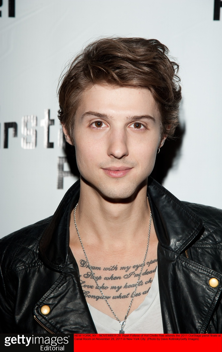 Ryan Follese (Hot Chelle Rae) yum!