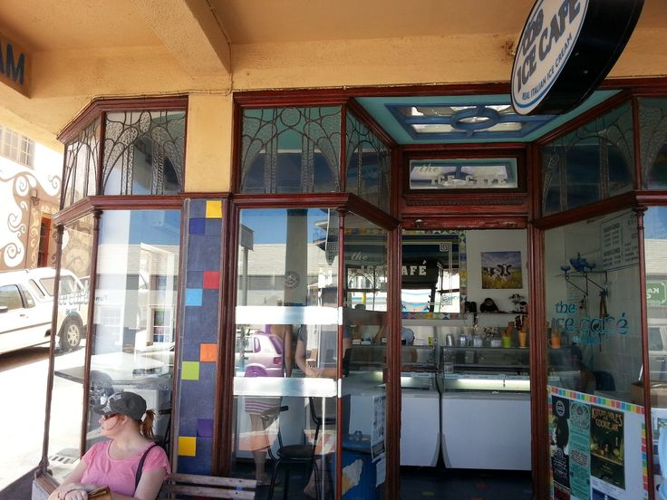 The Ice Cafe - Kalk Bay, 15 minutes from Afton Grove