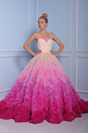 Christian Siriano Sweetheart Ball Gown in Tulle | KleinfeldBridal.com TOTAL GORGEOUSNESS!!