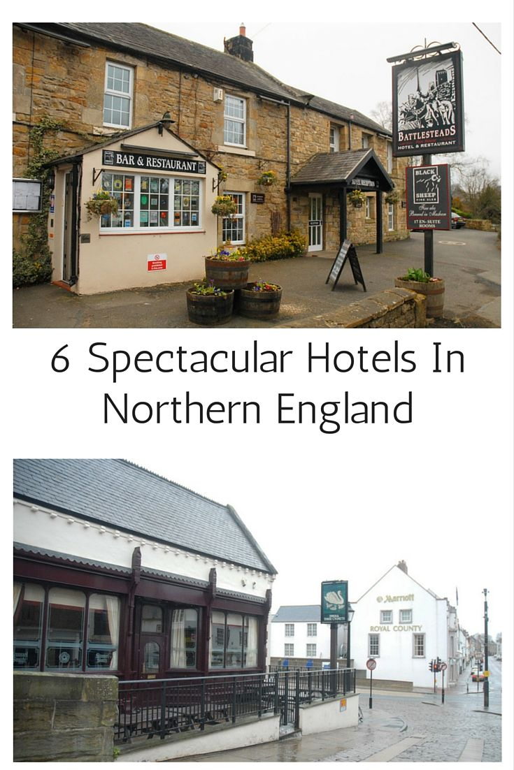 A great travel experience includes finding the perfect place to rest your head at the end of the day. I spent a week traveling in Northern England and had the great pleasure of visiting six spectacular hotels in Northern England.