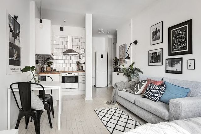13 Best Design Interaction Images On Pinterest Bedrooms - Arsenalsgatan-4-a-king-height-apartment