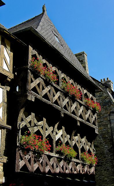 Tréguier,   Cotes d'Armor,   Brittany