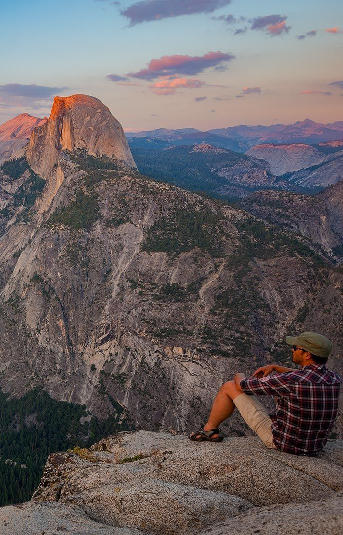 Yosemite National Park Photography: Glacier Point