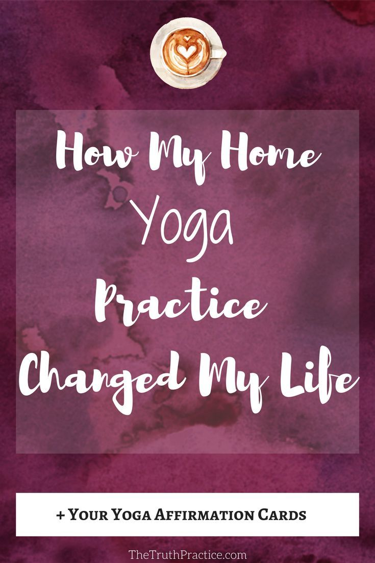 Practicing yoga at home was the only thing that led me to a consistent, healthy, positive yoga lifestyle. Here are my tips and tricks that I hope help you set up a home yoga studio and become a happy home yogi. Go to TheTruthPractice.com to get more tips on inspiration, authenticity, a happy life, fulfillment, manifesting your dreams, getting rid of fear, living by intuition, self-love, self-care, words of wisdom, relationships, affirmations, mantras, and positive quotes.