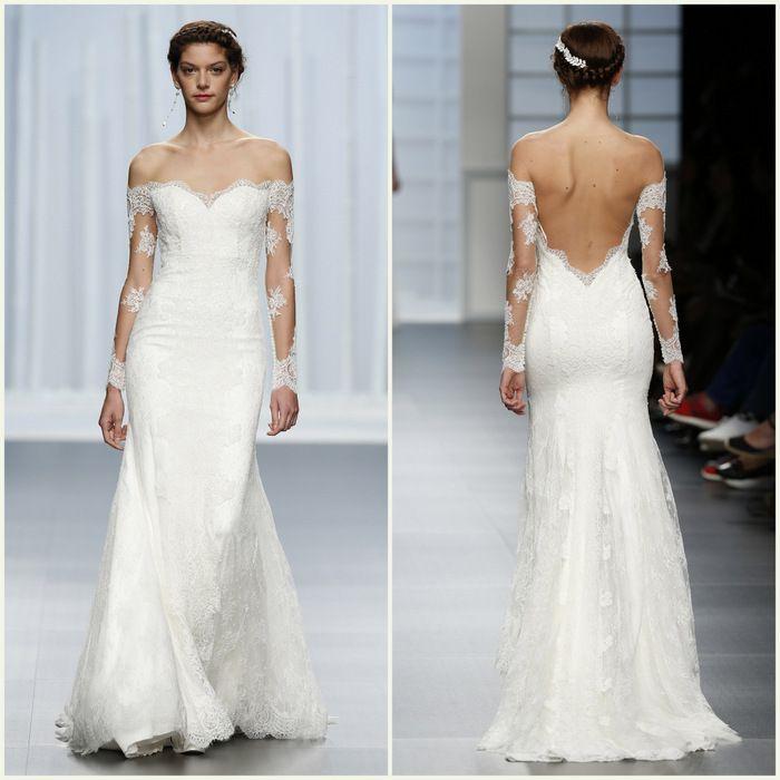 170 best Vestidos de Noiva Barcelona Bridal Fashion Week - Casamento ...