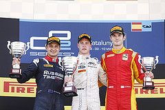 2015 GP2 Series - Spanish GP | Flickr - Photo Sharing!