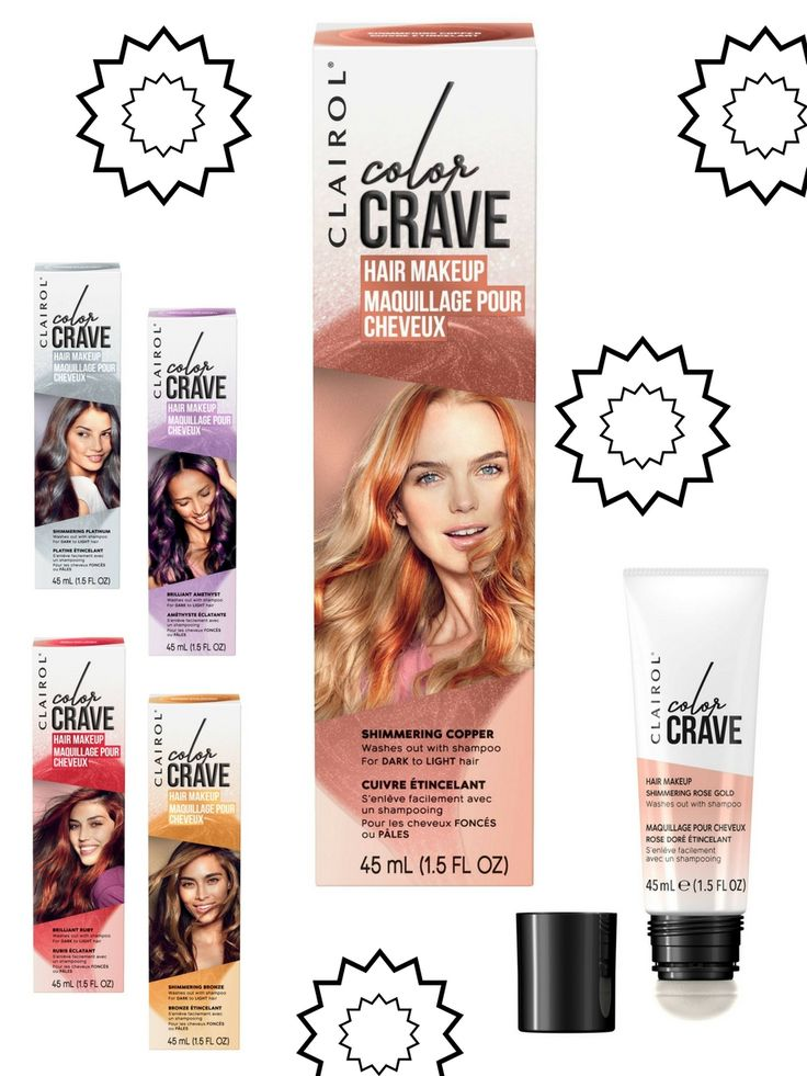 9 Best Clairol Color Crave Images On Pinterest