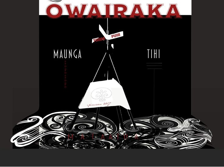 This work uses a local trig station to tell the story of 2 brothers (Puhi and Toroa) that fell out with one another. The maunga is named after Wairaka a strong woman leader who was visited by Puhi on his way up north.
