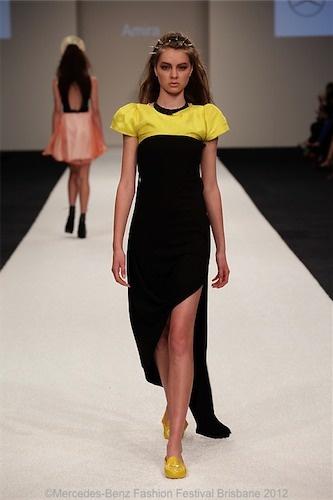 Emerging designer Amira from Brisbane