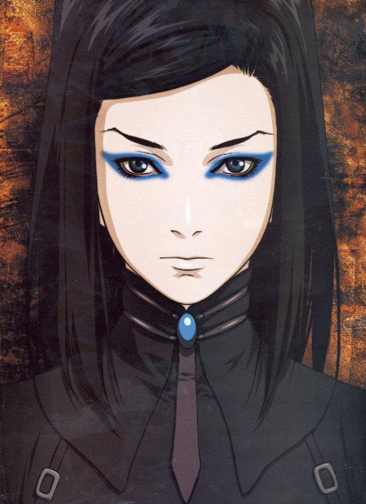 Ergo proxy anime cyberpunk desenhos bonitos