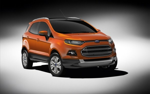 New Ford Ecosport 2013
