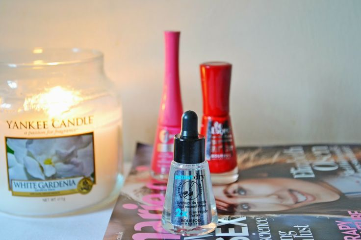 Bourjois Instant Dry Nail Drops Review - Aspiring Londoner