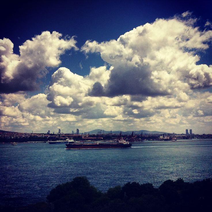 #istanbul #bosphorus #topkapipalace