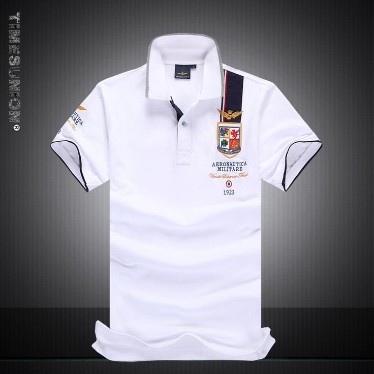 >> Click to Buy << 2017 New Fashion brand ,Pure Air Force One with disabilities turn territorial brand men's short-sleeved POLO shirt #Affiliate