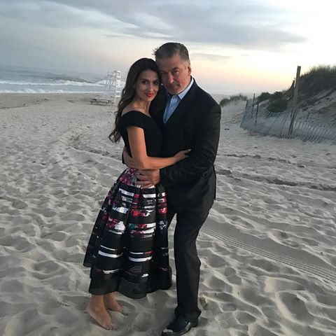 Алек и Хилари Болдуин обновили свадебные клятвы перед детьми #свадьба #АлекБолдуин #ХилариБолдуин #супруги #клятвы #брак